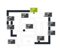 FNaF3 - Mapa (CAM 09)