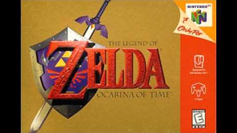 The Legend of Zelda Ocarina of Time - Secret Sound