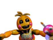 Toy chica jumpscare 7