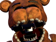 Withered freddy jumpscare 8