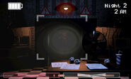 FNaF 2 (Móvil) - Office (Foxy, Hall)
