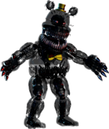 Nightmare animatronic