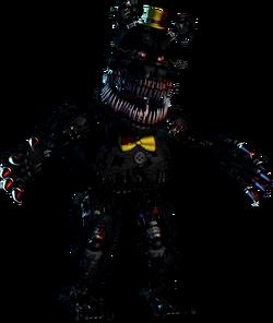Nightmare animatronic