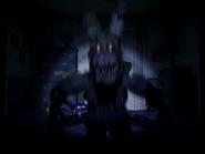 Nightmare bonnie drugi jumpscare 5