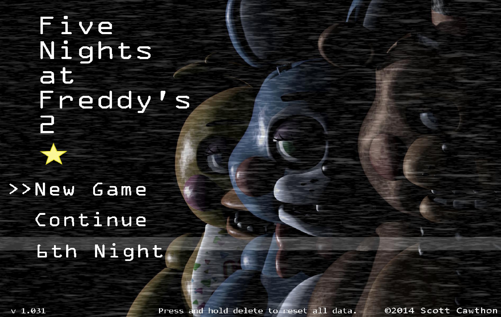Levels (FNAF2) | Five Nights at Freddy's Wiki | FANDOM