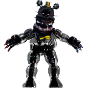 Nightmare full body thank you image