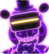 FNaF AR - VR Toy Freddy (Icono - Taller)