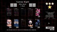 Sister Location - Dolls, attack! (Custom Night)