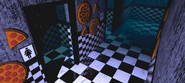 FNaF - Restrooms (Freddy - Iluminado)
