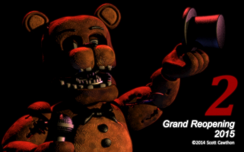 User blog:Rexotec/Grand Re-opening | Five Nights at Freddy's Wiki