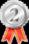 Medalla plata 2