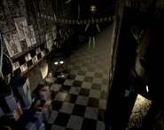 FNaF3 - CAM 08 (Phantom Puppet - Luces)