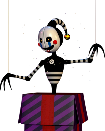 Security Puppet Five Nights At Freddy S Wiki Fandom