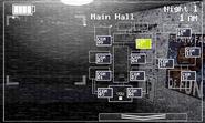 FNaF 2 (Móvil) - Main Hall (Derecha, luz apagada)