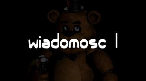 Five Nights at Freddy's - Wiadomość z nocy pierwszej Napisy PL