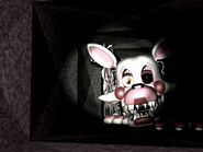 FNaF 2 - Right Air Vent (Mangle)