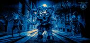 FNaFAR - Baby Teaser - Interpretación 8 (SpiderLucas14)
