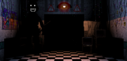 FNaF2 - Office (Alucinación - Shadow Bonnie)