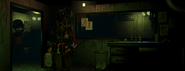 FNaF3 - Office (Phantom Foxy)