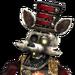 FNaF AR - Ringmaster Foxy (Icono - Taller)