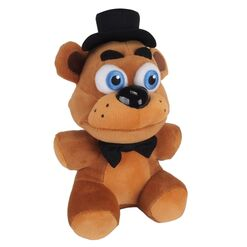 Freddy-CollectiblePlush