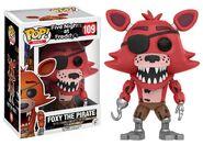 Foxy-FunkoPOP