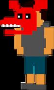 FNaF4 Foxy Bully