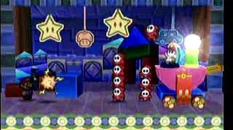 Paper Mario Boss fight General Guy