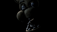 Freddy Fazbear close-up FNaF 2