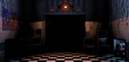 The Mangle peeking out of the vent.png