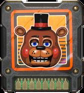 FNaF AR - Toy Freddy (Icono -CPU)