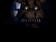 Nightmare freddy drugi jumpscare 22