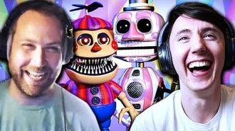 The FNaF Show Season 2 - Episode 2 ft. Matthew Curtis (Nightmare BB & Music Man)