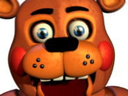 Toy freddy jumpscare 12