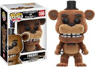 2016-Funko-Pop-Five-Nights-at-Freddys-106-Flocked-Barnes-and-Noble