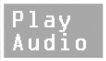 FNaF3 - Play Audio (Botón)