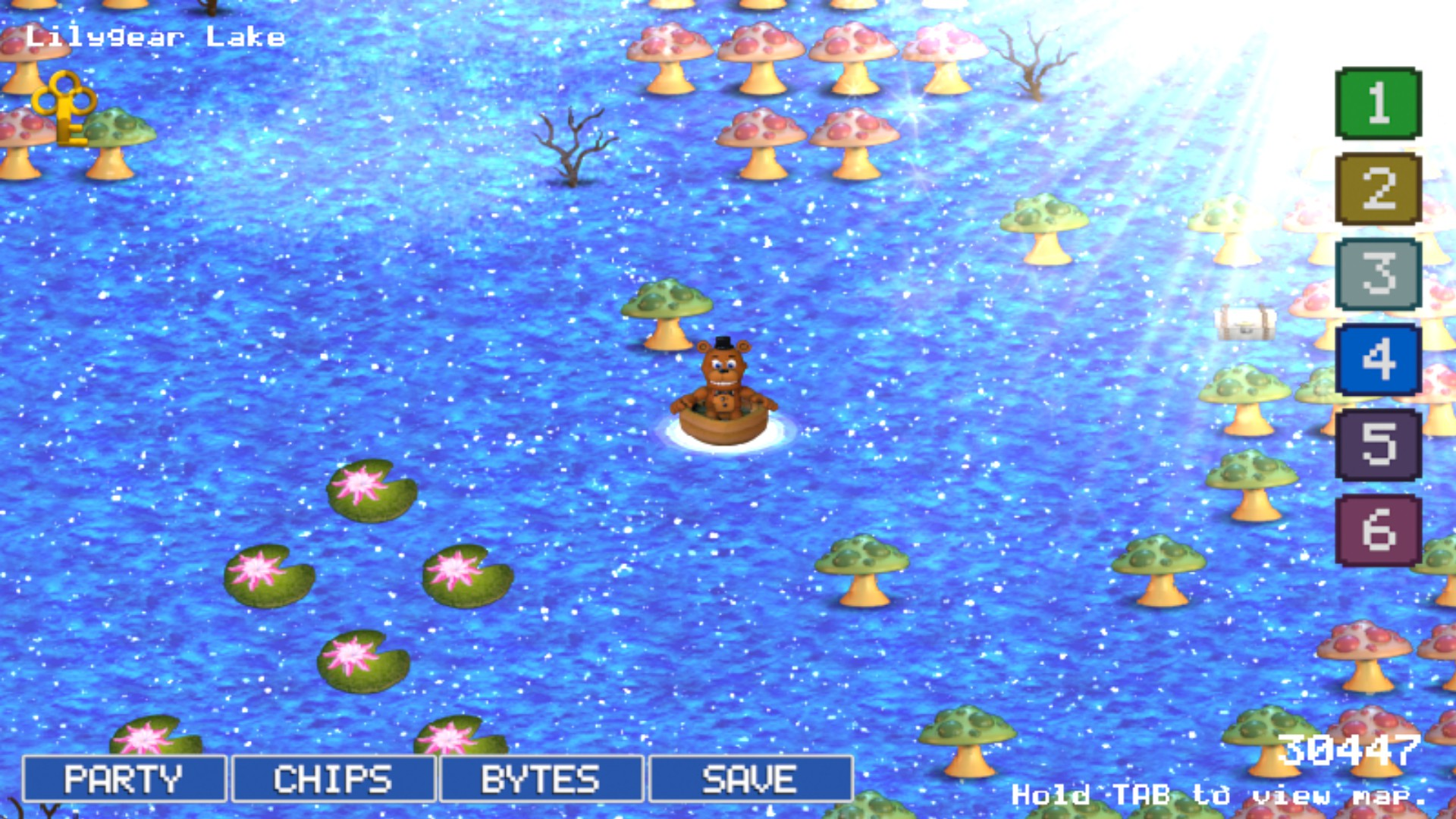 Lilygear Lake | Five Nights at Freddy's Wiki | FANDOM