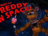 FNaF 57: Freddy in Space