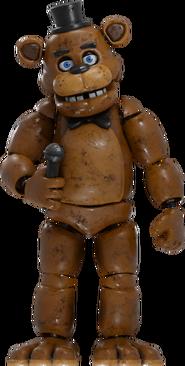 FNaF AR - Freddy Fazbear (Render)