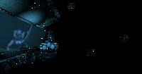 FNaF SL - Contenido no utilizado (Ballora en la ventana del Primary Control Module)