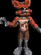 Foxy ActionPose