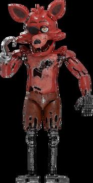 FNaF AR - Foxy (Render)