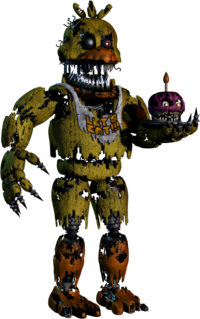 FNaF4 - Extra (Nightmare Chica)
