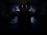Nightmare freddy pierwszy jumpscare 5