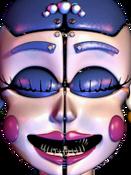 Imagen de Ballora en el Ultimate Custom Night