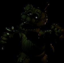 FNaF3 - Extra (Phantom Freddy)