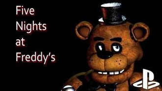 Five Nights at Freddy's - PS4 Trailer