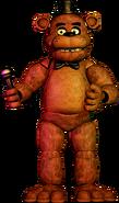 Freddy Fazbear T.Y.