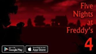 Five Nights at Freddy's 4 Remaster - Mobile