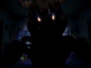 Nightmare freddy pierwszy jumpscare 9
